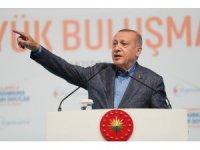 """Cumhurbaşkanı Erdoğan: """"Tarih Mursi'nin şehadetine yol açan zalimleri asla unutmayacaktır"""""""