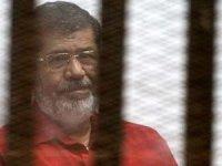 Mısır Eski Devlet Başkanı Muhammed Mursi defnedildi