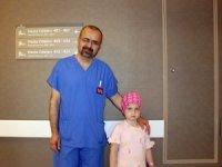 6 yaşındaki çocuğun böbreğinden 2 santimlik taş çıktı