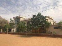 Nijer-Türkiye Dostluk Hastanesi'nin açılışı için son hazırlıklar yapılıyor