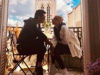 Sinem Kobal eşi Kenan İmirzalıoğlu'nun yeni yaşını kutladı