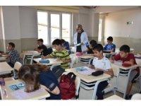 ŞEGEM'in üst sınıfa hazırlık kursu büyük ilgi gördü