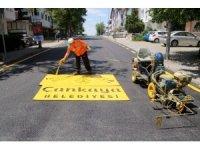 Çankaya'da 32 mahallede asfalt çalışması yapılacak