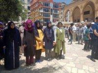 Mardin'de Muhammed Mursi için gıyabi cenaze namazı