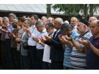 Said Mursi için Gebze'de gıyabi cenaze namazı kılındı