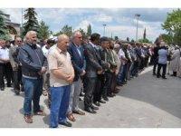 Kars'ta Mursi için gıyabi cenaze namazı kılındı