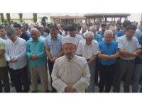 Osmaniye'de  Muhammed Mursi için Gıyabi cenaze namazı kılındı