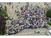 Muhammed Mursi için Develi'de gıyabi cenaze namazı kılındı