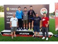 Osmaniyeli atlet, Türkiye'yi temsil edecek