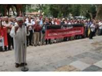 Mursi için gıyabi cenaze namazı kılındı