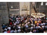 Diyarbakır'da Mursi için gıyabi cenaze namazı kılındı