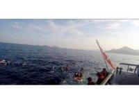12 mültecinin öldüğü tekne faciasında 5 gözaltı