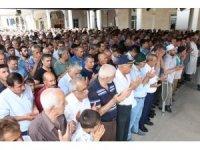 Elazığ'da Mursi için gıyabi cenaze namazı