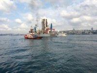 Türk Boğazları'ndan iki yılda 193 bin gemi geçti
