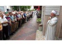 Mursi için Edremit Körfezi'nde gıyabi cenaze namazı kılındı