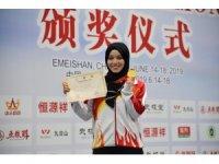 Bartın Üniversitesi Öğrencisi Elif Akyüz, 6. Kez Dünya Şampiyonu Oldu