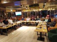 Afyonkarahisar spor medyası sezon degerlendirme toplantısı yaptı