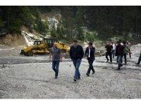 Bakan Ersoy'dan Yurduntepe Kayak Merkezi'ne 20 milyon liralık kaynak