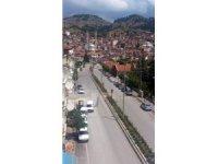 Tosya Belediyesi, ilçedeki bordürleri yenileyecek
