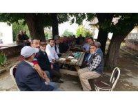 Kaymakam Güven'den köy ziyareti