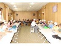 Tosya'da yaz Kur'an Kursları başladı