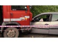 Emet'e trafik kazası: 1 ölü 5 yaralı