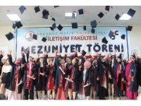 OMÜ İletişim Fakültesi 3. mezunlarını verdi