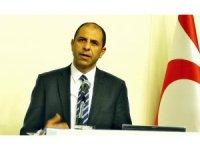 KKTC'de görüşme krizinde Dışişleri Bakanı Özersay'dan Cumhurbaşkanına jet yanıt