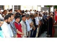 Bayburt'ta Mursi için gıyabi cenaze namazı kılındı