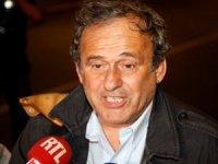 Michel Platini serbest bırakıldı!