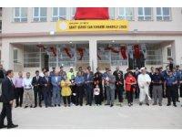 Şehit Komiser Yardımcı Şükrü Can Kayadibi'nin ismi okula verildi