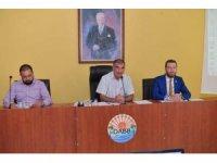Başkan Aydar, DABB İkinci Başkan Vekili oldu