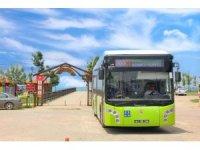 Kocaeli'de plajlara otobüs seferleri başladı