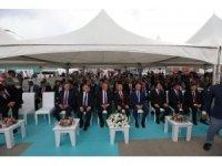 TÜVASAŞ Demiryolu Araçları Alüminyum Gövde Üretim Fabrikası açıldı