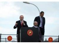 """Cumhurbaşkanı Recep Tayyip Erdoğan: """"Mursi eceliyle değil, öldürülmüştür"""""""