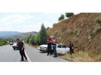 Aydın'da kaza 1 ölü 5 yaralı