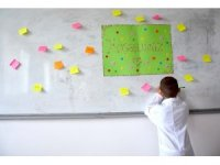 Özay Günsel Çocuk Üniversitesinin ilk dersi Mustafa Akıncı'dan