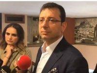 İmamoğlu: Gizliyse neden Taksim'in göbeğinde görüştük!