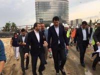 """Bakan Kurum: """"İstanbul'daki hedefimiz kişi başı yeşil alan miktarını 2023 yılına kadar 15 metre kareye çıkarmak"""""""