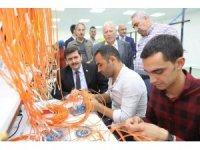 Erzincan'da 140 kişiye ekmek kapısı açılıyor