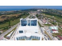 Sinop'ta yeni hastane hizmete açıldı