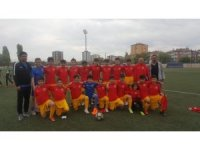 U13 Liginde final belli oldu