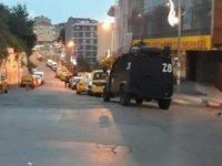 İstanbul'da helikopter destekli operasyon!