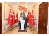 Jandarma Genel Komutanı Arif Çetin Balıkesir'de