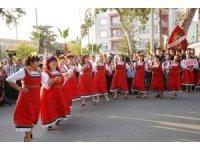 Silifke Uluslararası Müzik ve Folklor Festivali başladı