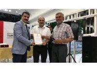 Türk Kızılay'ı bağışcılarına madalya