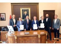 Kırklareli Valiliği ve DeFacto Kumaştan Hayaller projesi için protokol imzaladı