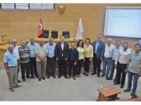 Akhisar Kent Konseyine 12 yeni muhtar seçildi
