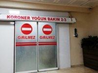 Hastane Yoğun Bakım Ünitesi'ndeki yatak sayısı arttırıldı