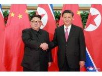 Çin Devlet Başkanı Xi Kuzey Kore'de